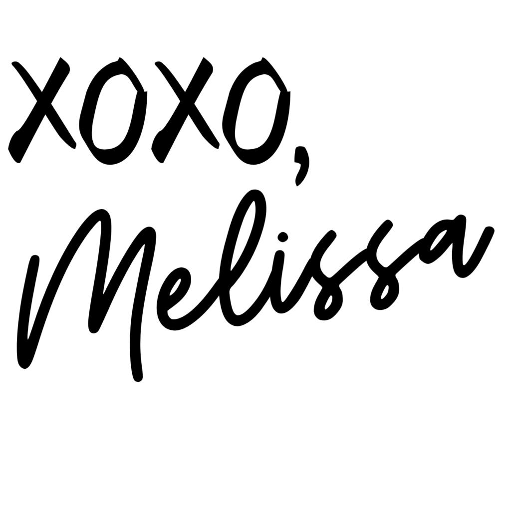 XOXO, Melissa of PrettyDelightful DIY Gifts
